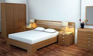 Solid Bamboo Furniture