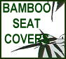 Form fitted bamboo seat covers keep your backside cool from hot leather seats...