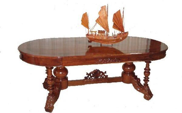 Rosewood handmade table imported....
