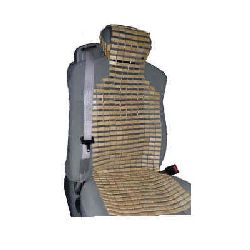 Bamboo car seat covers imported from Asia